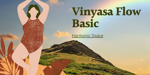 Vinyasa Flow Basic @ Jalan Besar Studio