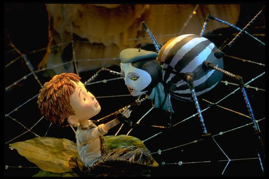 James & The Giant Peach at Arnos Vale Cemetery