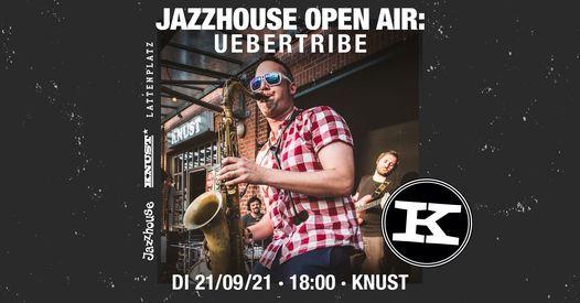 Jazzhouse Open Air: Uebertribe