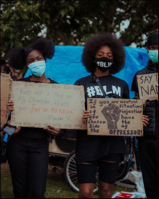 Activism Through The Lens