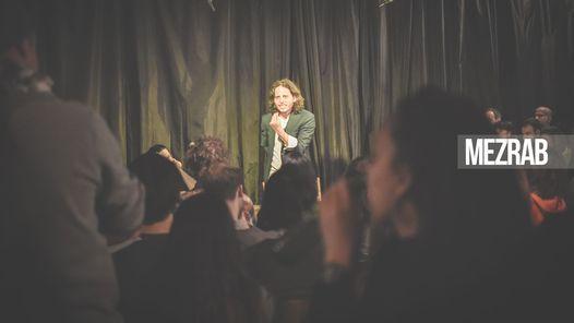 Mezrab Friday Night Storytelling: The Jester Stew