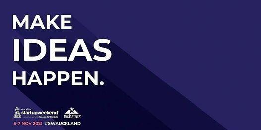 Startup Weekend Auckland 2021