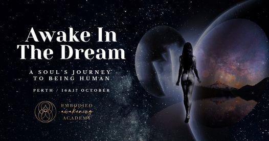 Awake in the Dream - 2 Day Workshop
