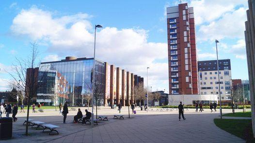 Aston University Freshers Week 2021