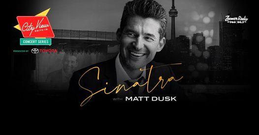 Matt Dusk Live at CityView Drive-In