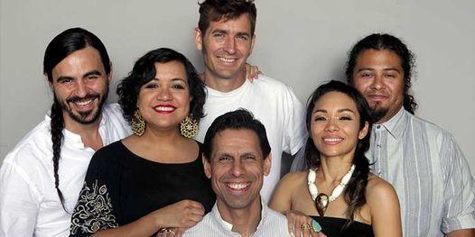 Global Rhythms: Quetzal: East L.A. Chican@ Rock
