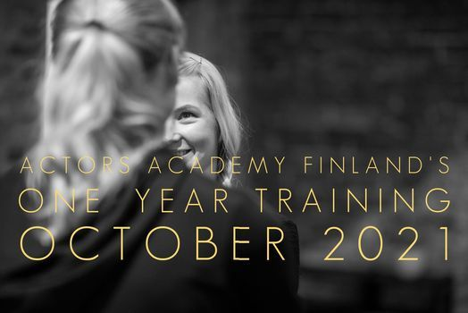 Actors Academy One Year Training October 2021
