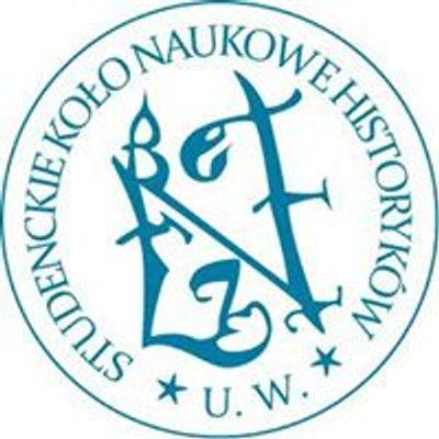 Studenckie Ko\u0142o Naukowe Historyk\u00f3w UW (SKNH UW)