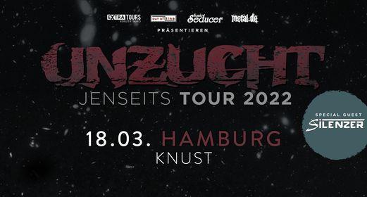 Unzucht in Hamburg \/\/ Jenseits Tour 2022
