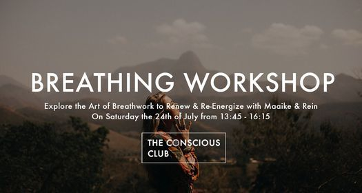 Breathing Workshop \u0e51 Renew & Re-Energize