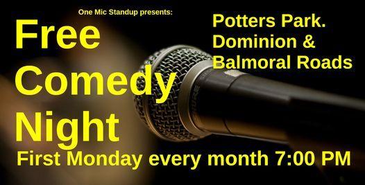 Free Comedy Night, Mt Eden