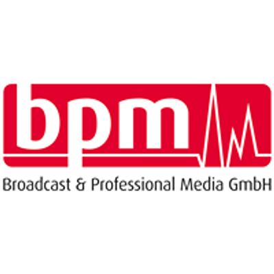 BPM Broadcast & Professional Media GmbH