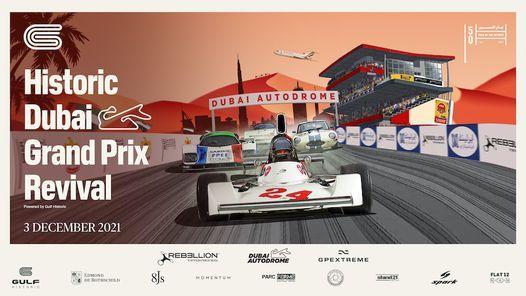 Historic Dubai Grand Prix Revival