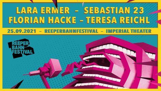 Kein Poetry Slam @ Reeperbahn Festival