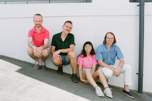 The Beths (NZ)   Brisbane Shows (Early + Late Sessions)