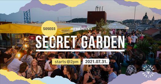 360 Bar presents: Secret Garden S05E03