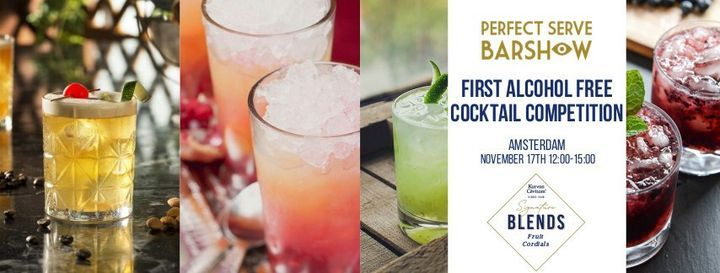 Competition: Signature Blends Alcohol Free Cocktail Competition