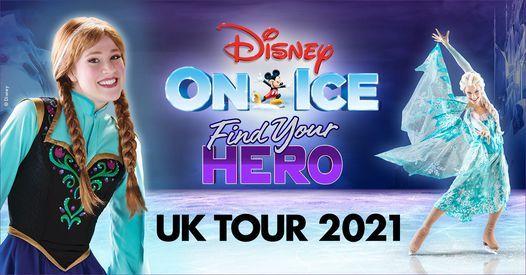 Disney On Ice Find Your Hero