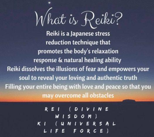 Reiki Certification :: Level I-II