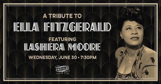 Tribute to Ella Fitzgerald Feat. LaShera Moore