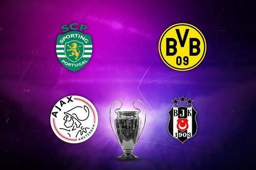 Champions League  Ajax - Besiktas