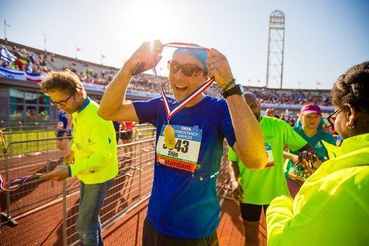 Amsterdam Half Marathon 2021