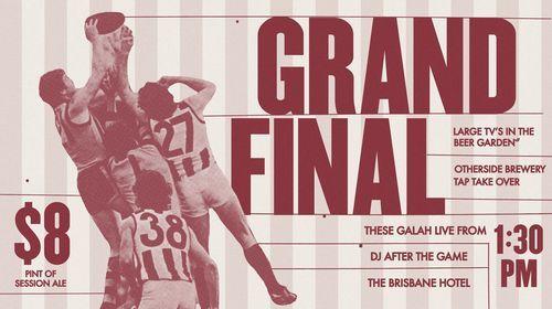 AFL GF Day @ The Brissy