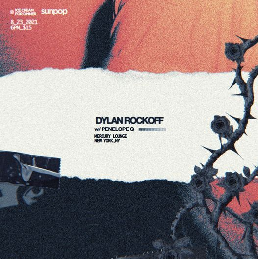 Dylan Rockoff (Live at Mercury Lounge) - w\/ penelope Q