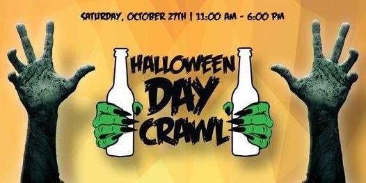 Chicago Halloween Day Crawl
