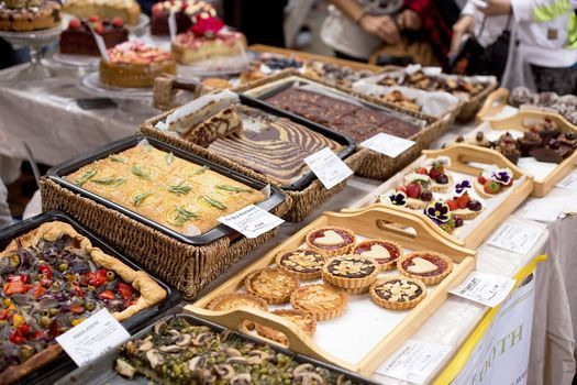 Free From Festival (LONDON) - The UK's 1st Gluten, Dairy & Refined Sugar Free Food Festival