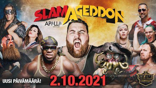 Slamageddon 2021 supershow