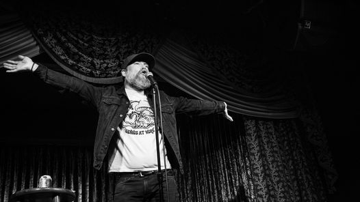 Kyle Kinane presented by Moontower Comedy