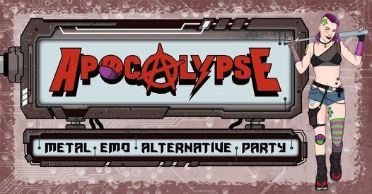 Apocalypse Manchester - Metal \/\/ Emo \/\/ Alternative