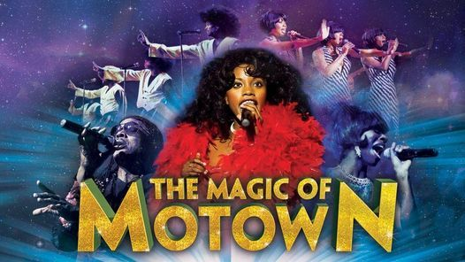The Magic of Motown at Olympia Theatre