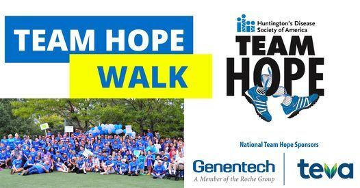 NYC Team Hope Walk