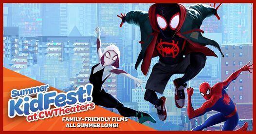 KidFest: Spider-Man Into The Spider-Verse