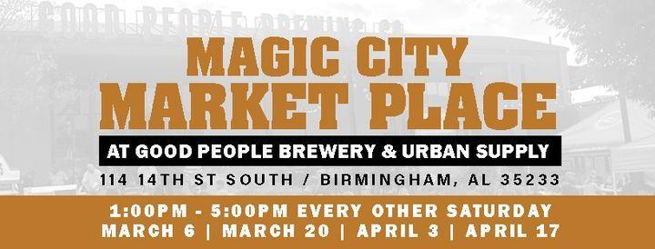 Magic City Market Place