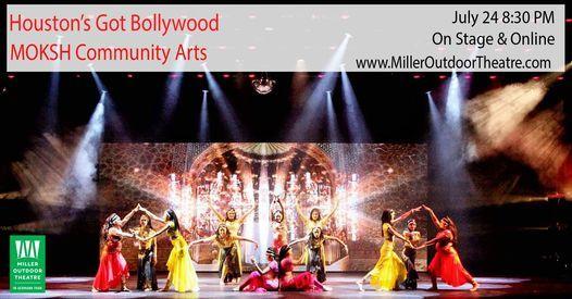Houston's Got Bollywood  Presented by Moksh Community Arts
