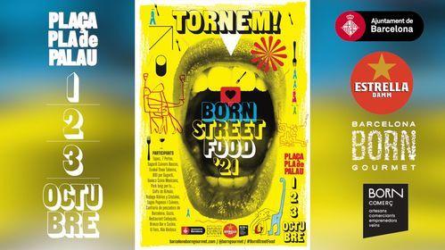 Born Street Food 21