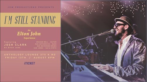 Im Still Standing - An Elton John Experience - Auckland Show @ Anthology Lounge