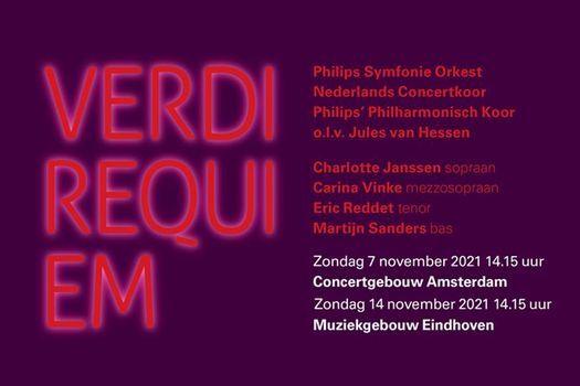 Requiem - Verdi - Concertgebouw