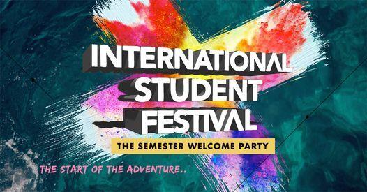 International Student Festival   Oslo