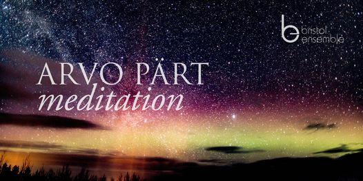 Arvo P\u00e4rt - Meditation