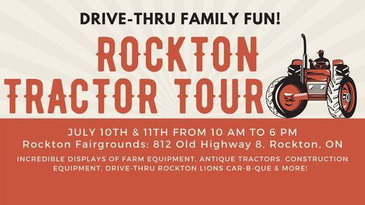 The Rockton Tractor Tour
