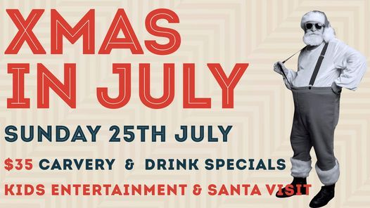 Christmas In July at The Duke