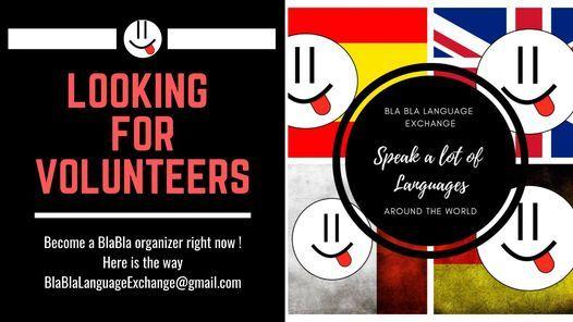 Bangkok BlaBla Language Exchange (currently online)