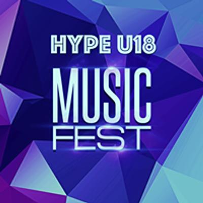 HYPE U18 Music Festival
