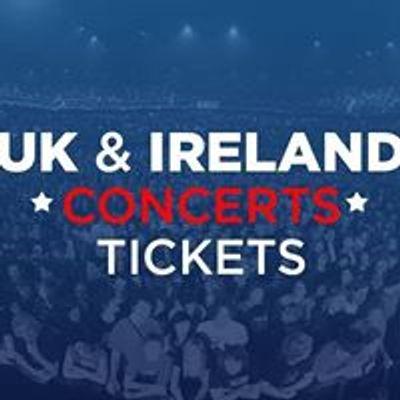 UK Concerts & Festivals Tickets