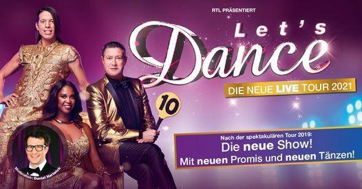 Lets' Dance - Die Live-Tour 2021 I M\u00fcnchen