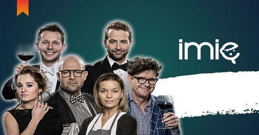 Warszawa: Imi\u0119 - spektakl komediowy